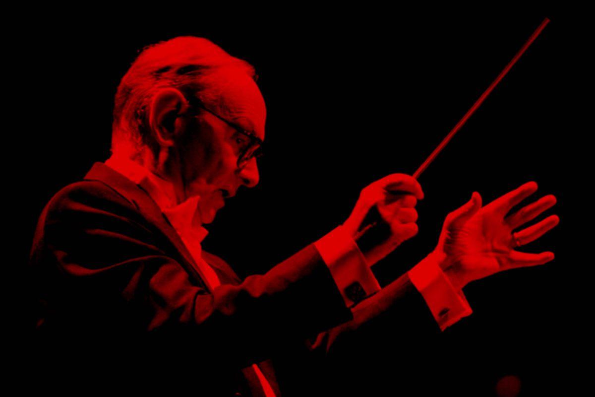 πολυβραβευμένος Ένιο Μορικόνε θεωρείται από πολλούς μία από τις σημαντικότερες φιγούρες, αν όχι η σημαντικότερη στην μουσική του κινηματογράφου