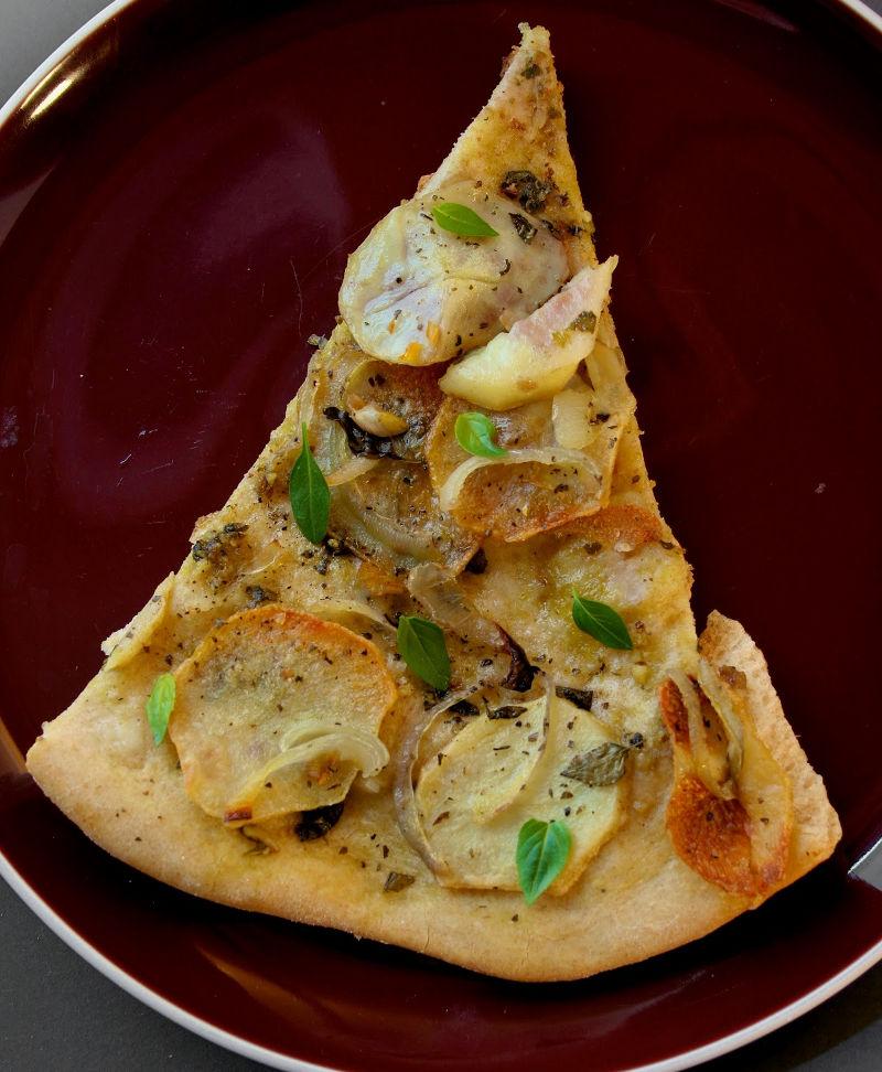 Η πίτσα της παρέας