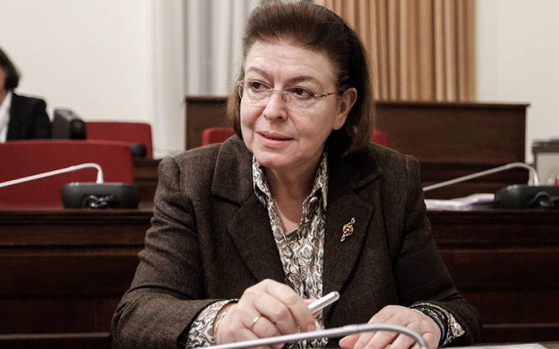 Μενδώνη - Υπουργός