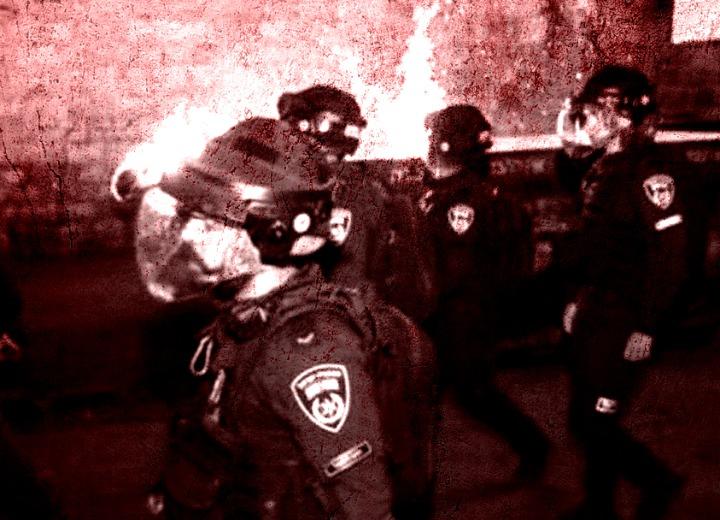 ΙΕΡΟΥΣΑΛΗΜ: ΑΛΛΗ ΜΙΑ ΝΥΧΤΑ ΣΥΓΚΡΟΥΣΕΩΝ ΣΤΗΝ ΙΕΡΗ ΠΟΛΗ