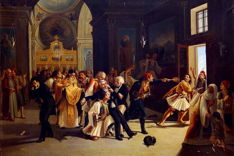 Το έργο του Καποδίστρια από τη νέα ηγεμονική του θέση ήταν δύσκολο και πολυδιάστατο.