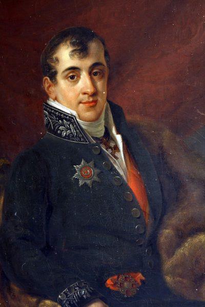 Ιωάννης Καποδίστριας,έργο του πρώτου κυβερνήτη της Ελλάδας.