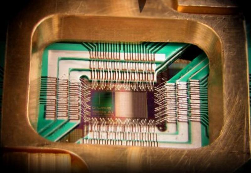 Κβαντικοί υπολογιστές