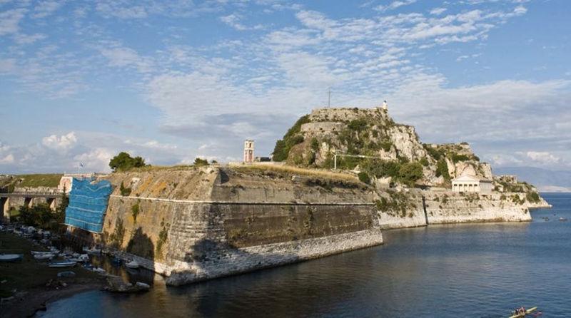 Κέρκυρα: Παλαιό Φρούριο