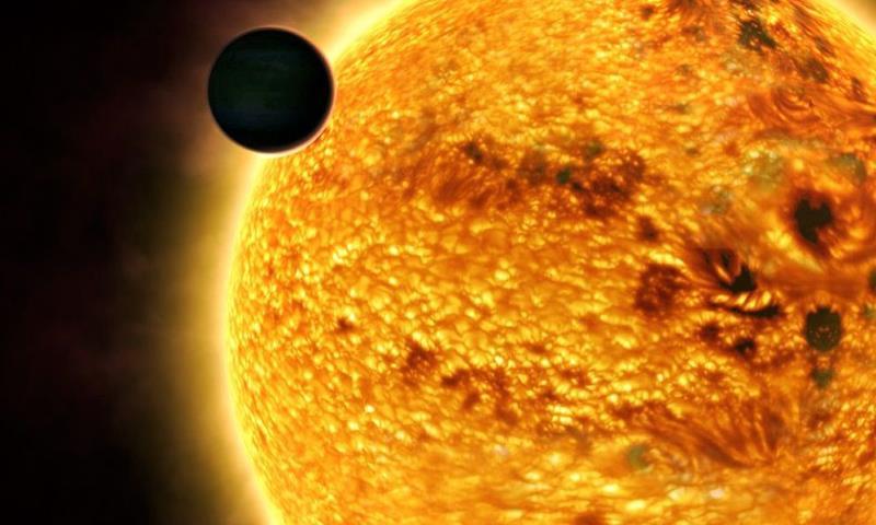 Κι όμως, ανακαλύφθηκε νέος κατάμαυρος εξωπλανήτης!