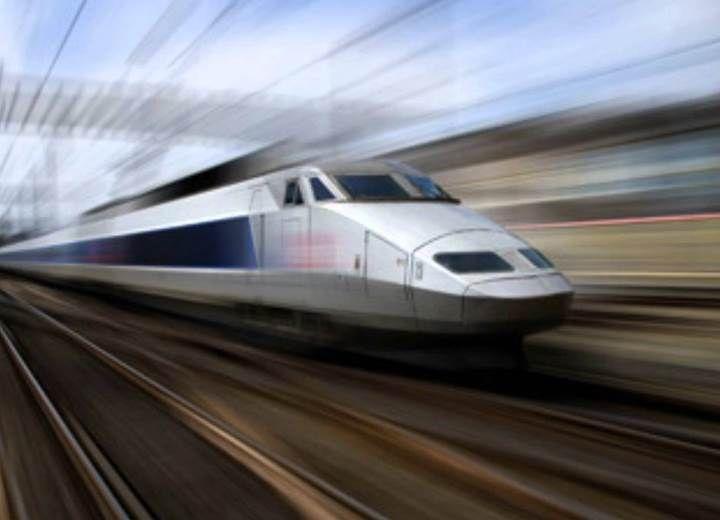 Κίνα: τρένα υψηλών ταχυτήτων