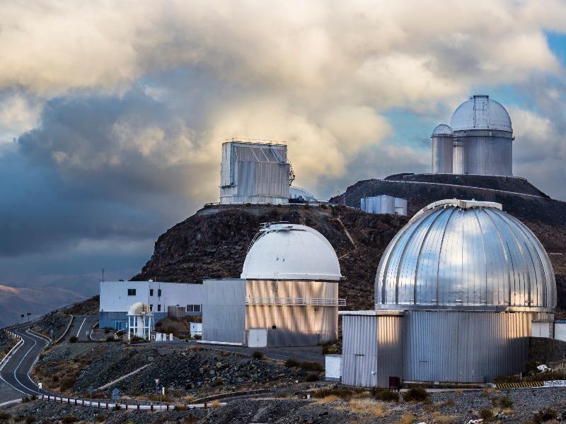 τηλεσκόπιο στην Χιλή