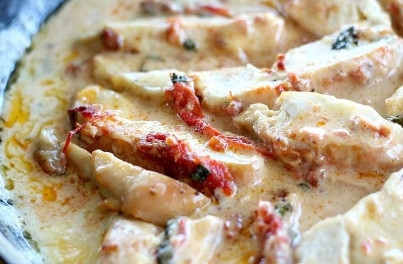 Κοτόπουλο της κατσαρόλας