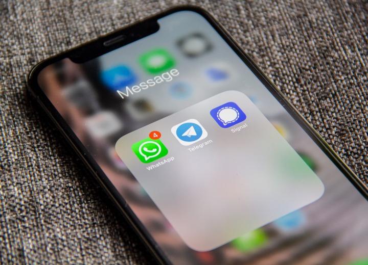 ΞΕΠΕΡΑΣΑΝ ΤΗΝ whatsapp ΟΙ signal ΚΑΙ telegram