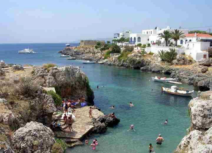Κύθηρα: το νησί της Ουράνιας Αφροδίτης