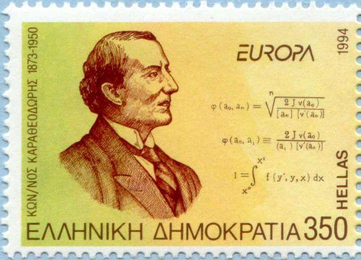 Κωνσταντίνος Καραθεοδωρή Ο άρχοντας των Μαθηματικών