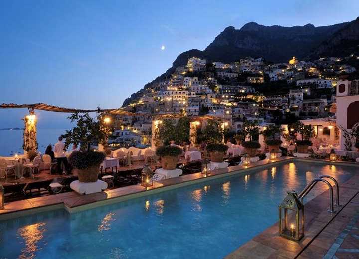 «le sirenuse»: Ξενοδοχείο - θρύλος στην Ιταλική Ριβιέρα