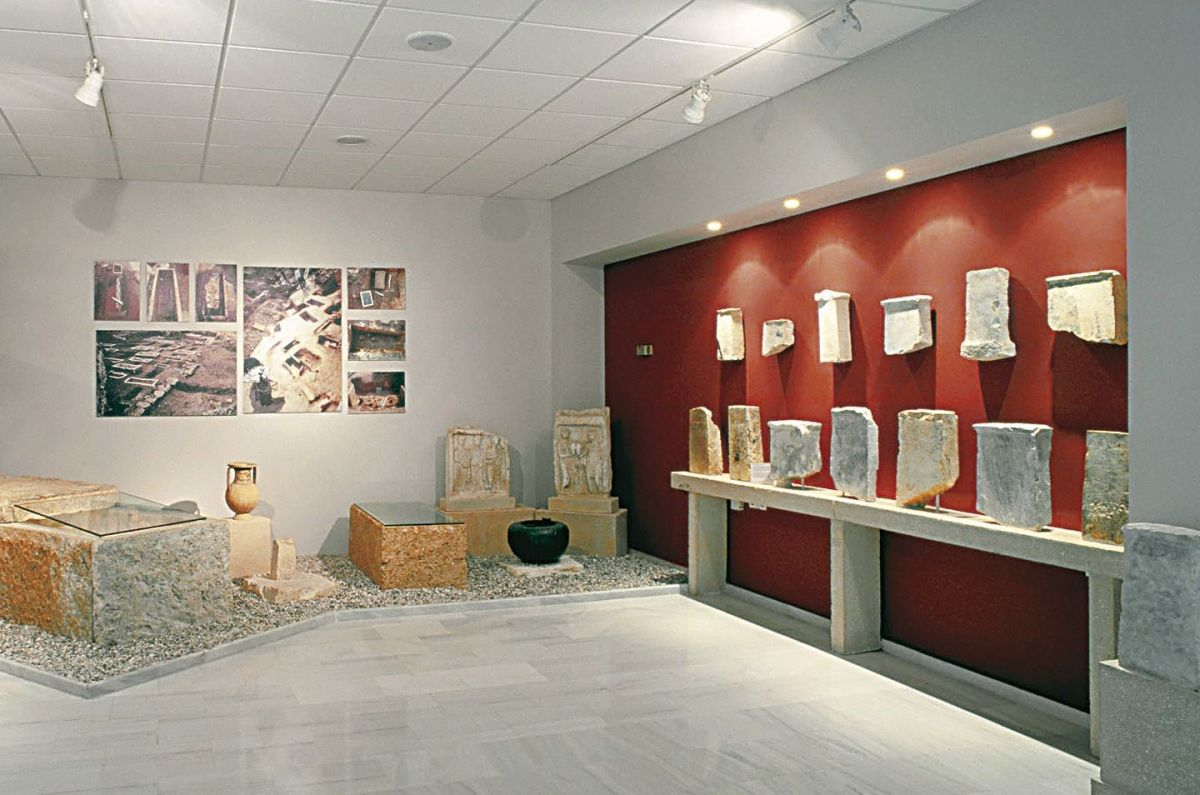 Αρχαιολογικό Μουσείο Λευκάδας