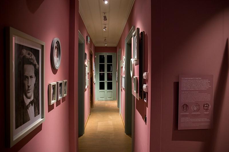 Μουσείο Άγγελου Σικελιανού στη Λευκάδα.