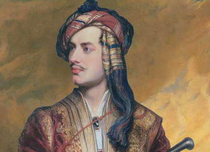 Λόρδος Βύρων: Ρομαντικός ποιητής και μεγάλος φιλέλληνας
