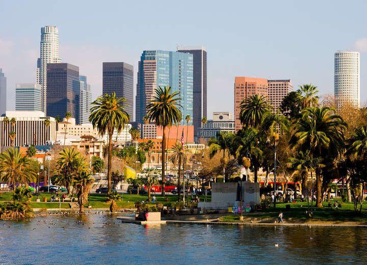 Λος Άντζελες ξανά και ξανά
