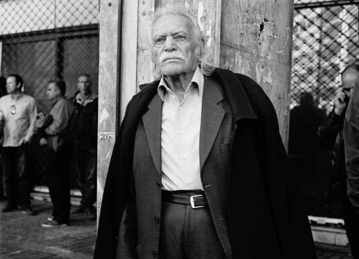 Μανώλης Γλέζος: Ο πρώτος παρτιζάνος της Ευρώπης