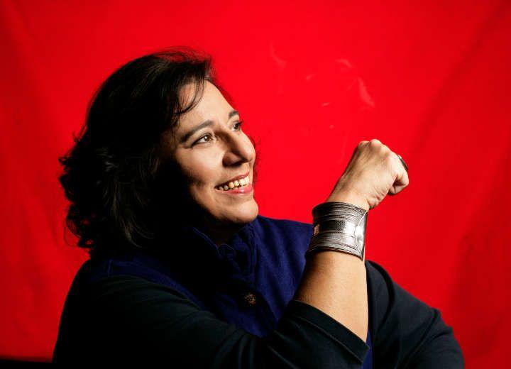 Μαρία Φαραντούρη: «Πέρα από τα σύνορα»