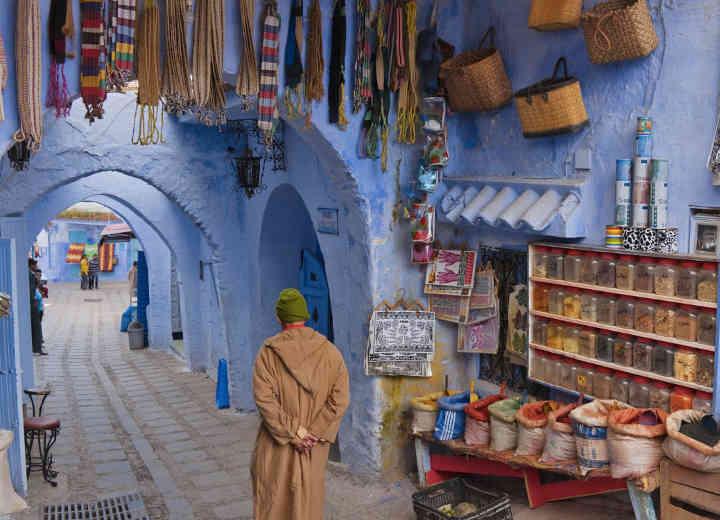 Μαρόκο: Ταξίδι στη «χώρα των χρωμάτων»!