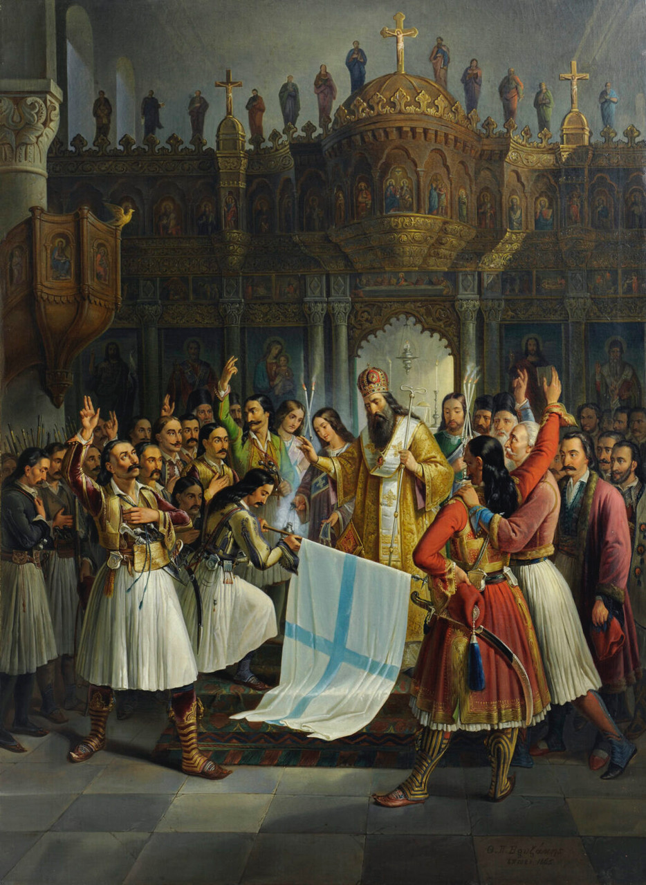 Ο «Ύμνος εις την Ελευθερίαν» του Διονυσίου Σολωμού, σε μια σπάνια μουσική εκδοχή.