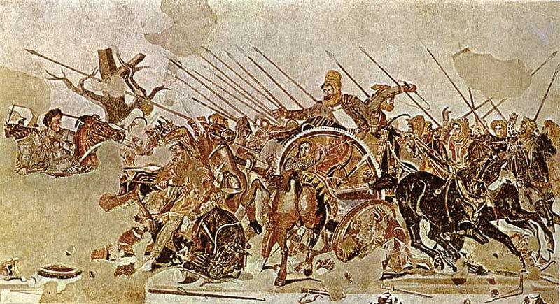 Μέγας Αλέξανδρος: Ο Στρατηλάτης, ο Φιλόσοφος, ο Έλληνας…μάχη