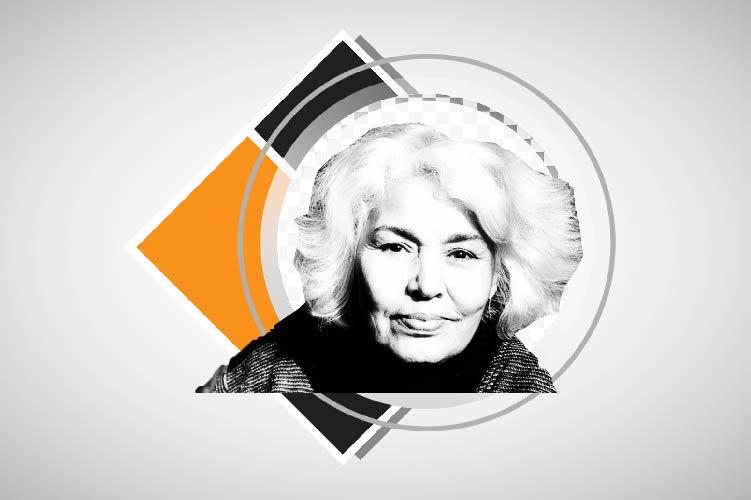 Η Ναουάλ αλ Σααντάουι, η αγωνίστρια της Αιγύπτου έφυγε από τη ζωή στα 89 της χρόνια.