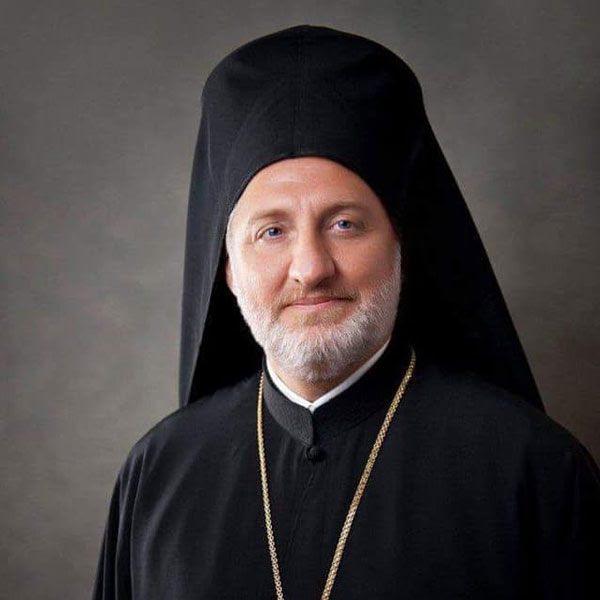 Σεβασμιώτατος Αρχιεπίσκοπος Αμερικής Ελπιδοφόρος