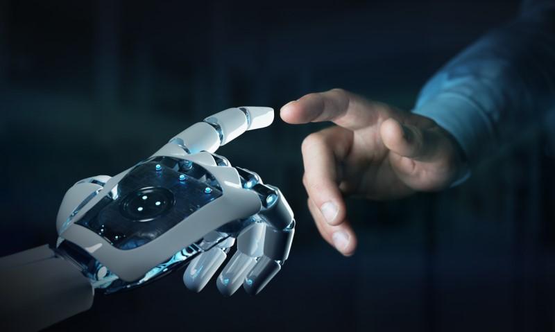 μια συναισθηματική σχέση μεταξύ ανθρώπων και ρομπότ