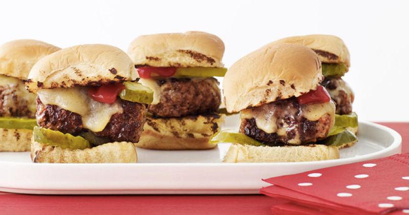 Μυστικά για τέλεια burgers!