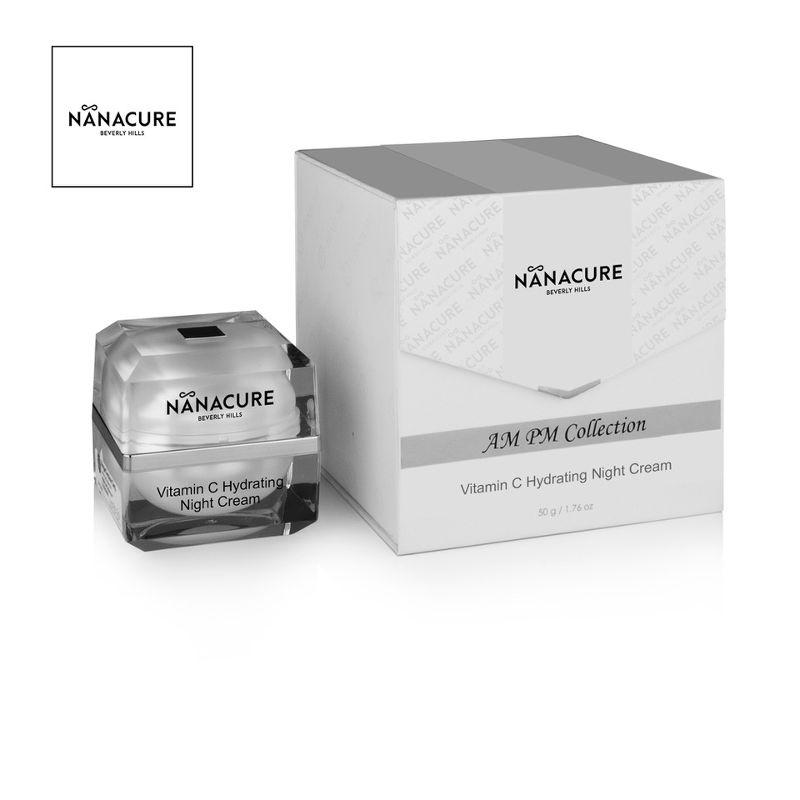 nanacure - vitamin c night cream