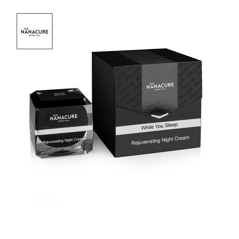 nanacure: night cream black box