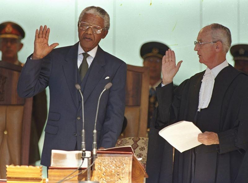 Νέλσον Μαντέλα: Ο γιος της Ειρήνης
