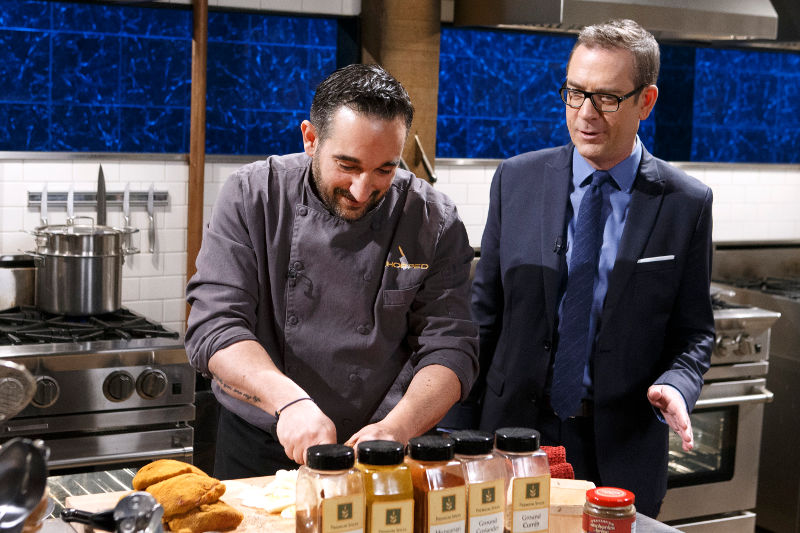 nick poulmentis bags $10,000 in the us cooking reality show: chopped
