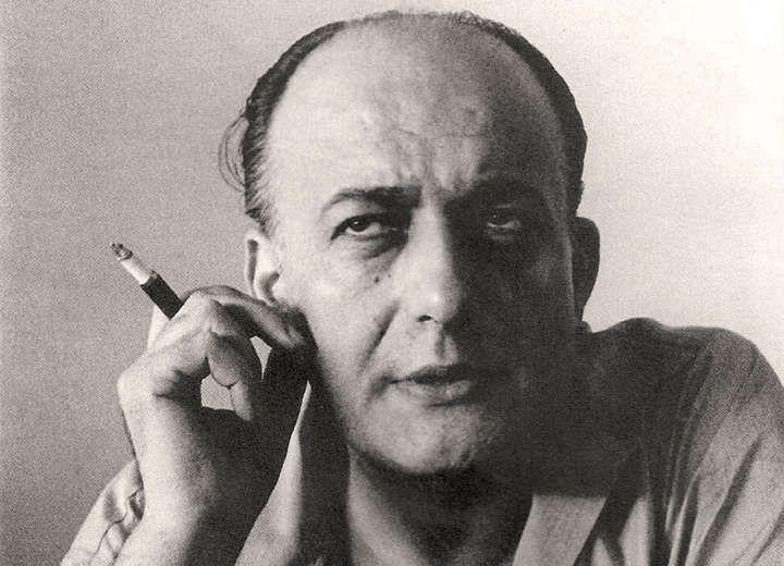 Νίκος Γκάτσος: Ο ποιητής της Αμοργού. Ο μελωδός της ιστορίας.