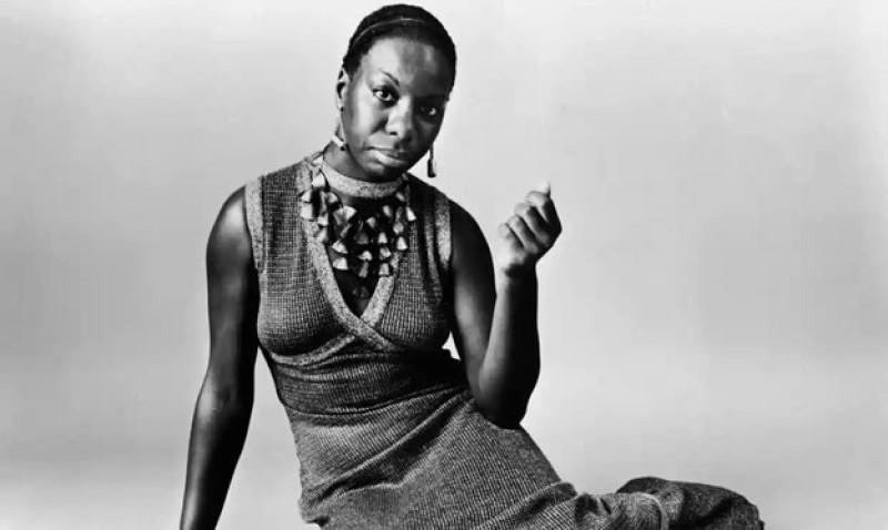 Η θρυλική ερμηνεύτρια Nina Simone