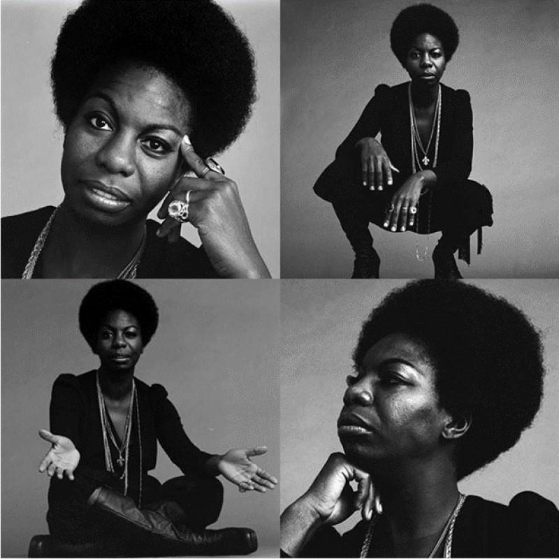 η ερμηνεύτρια Nina Simone