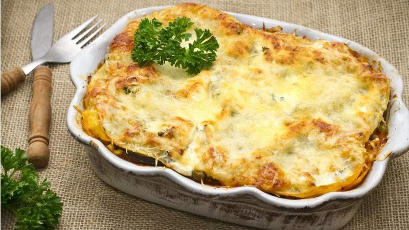 Νοστιμότατα & πανεύκολα μακαρόνια φούρνου