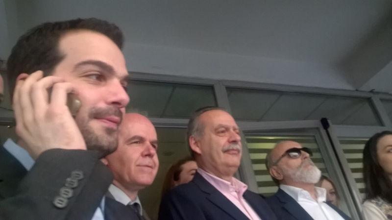 Ο Αλέξης, και τα 3 + 1 πρόσωπα του Σύριζα!