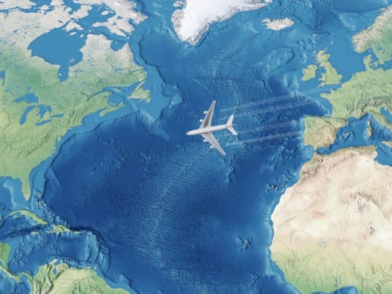 Ο Ατλαντικός απομακρύνει την Αμεική από την Ευρώπη στο Greeks Channel