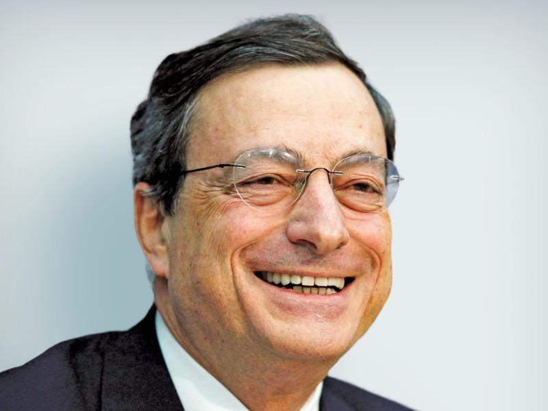 Ο Μάριο Ντράγκι πρωθυπουργός της Ιταλίας