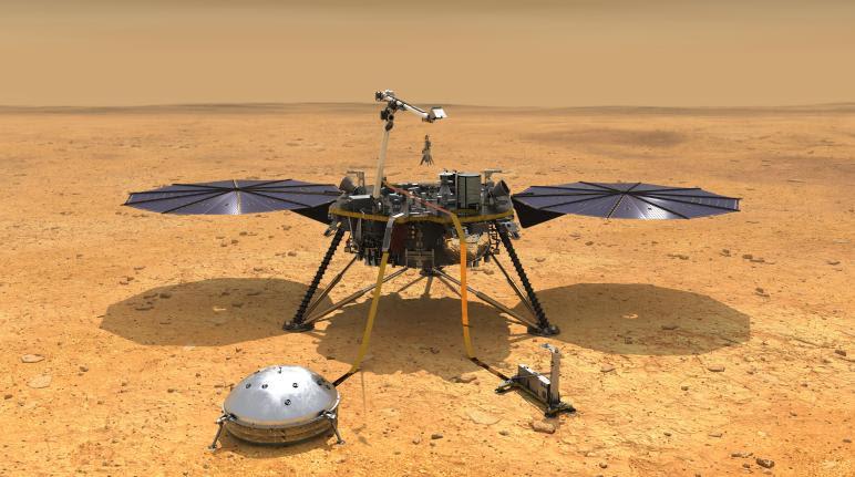 Και όμως ο πλανήτης Άρης έχει «καρδιά» και μάλιστα μετρήθηκε για πρώτη φορά
