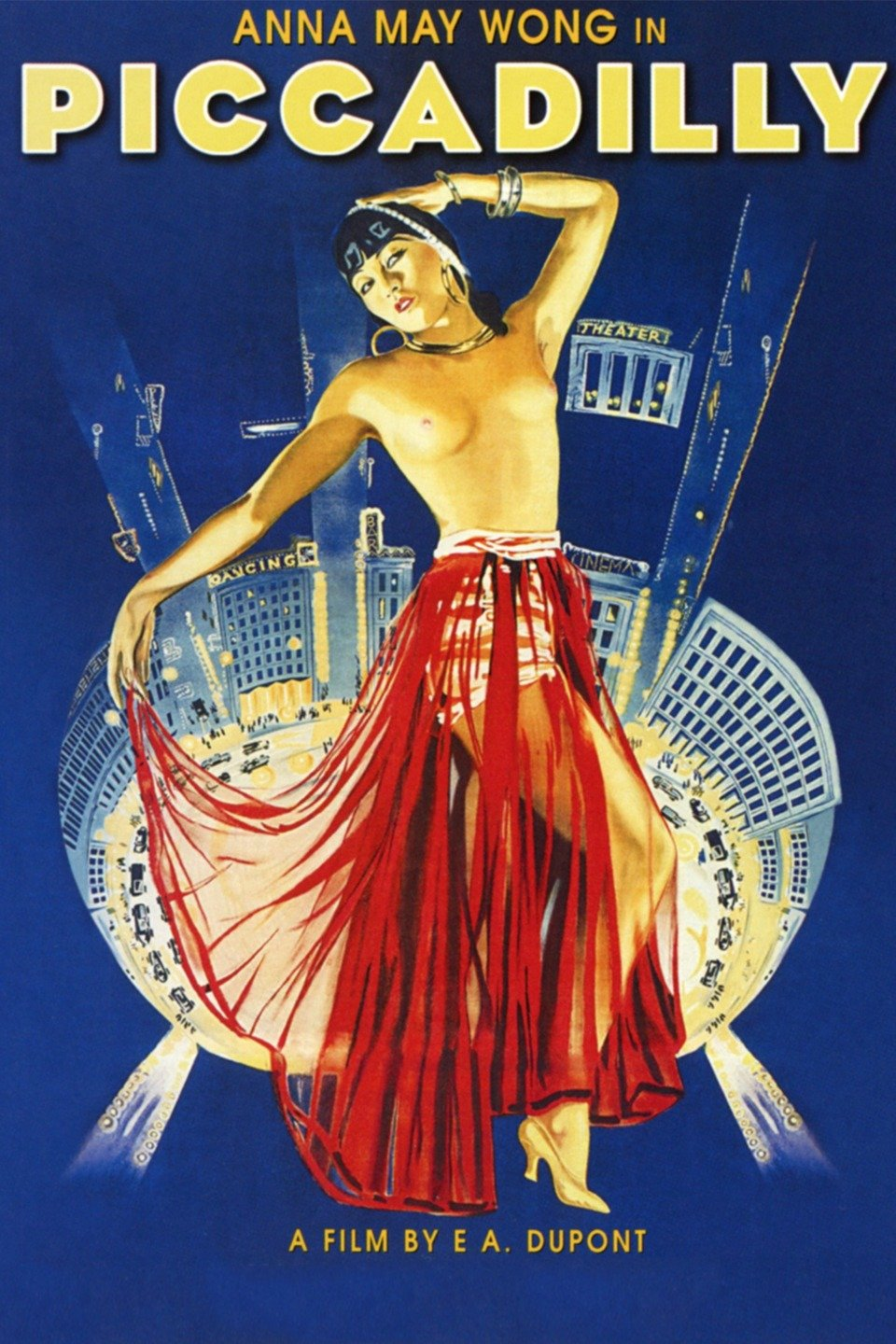 Piccadilly Poster 1929