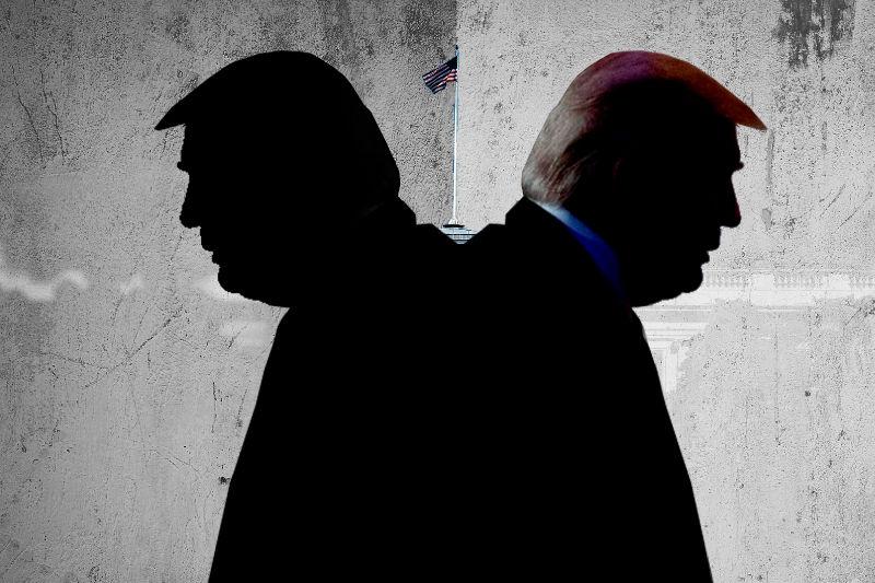 ΤΡΑΜΠ ΗΠΑ second impeachment