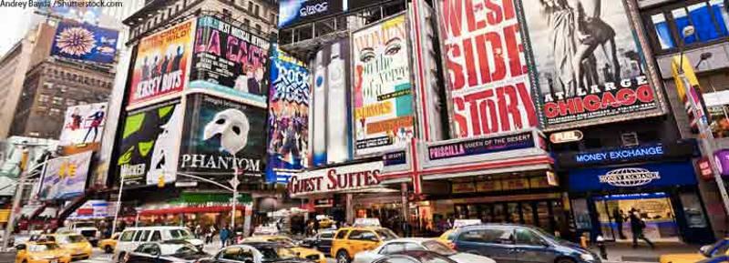 Οδηγός για ένα αξέχαστο ταξίδι στη Νέα Υόρκη! broadway