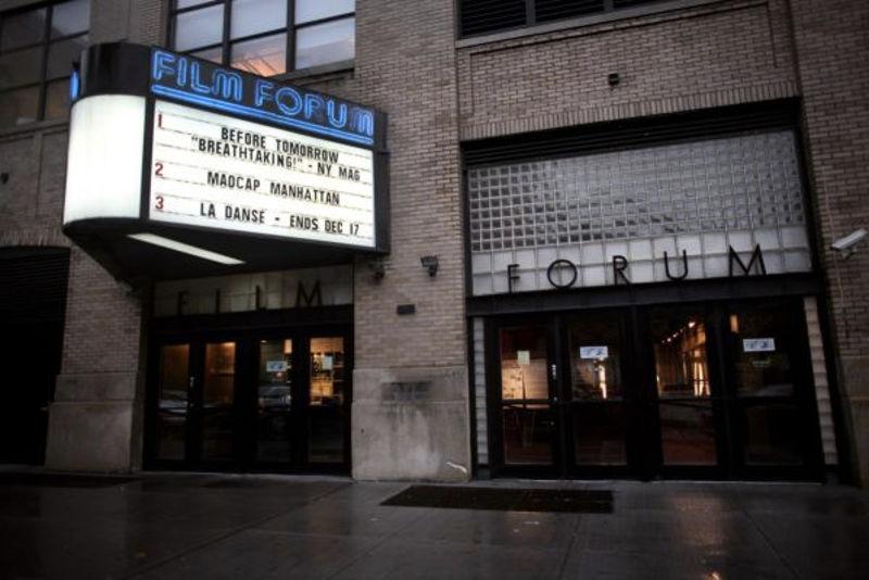 Οδηγός για ένα αξέχαστο ταξίδι στη Νέα Υόρκη! film forum