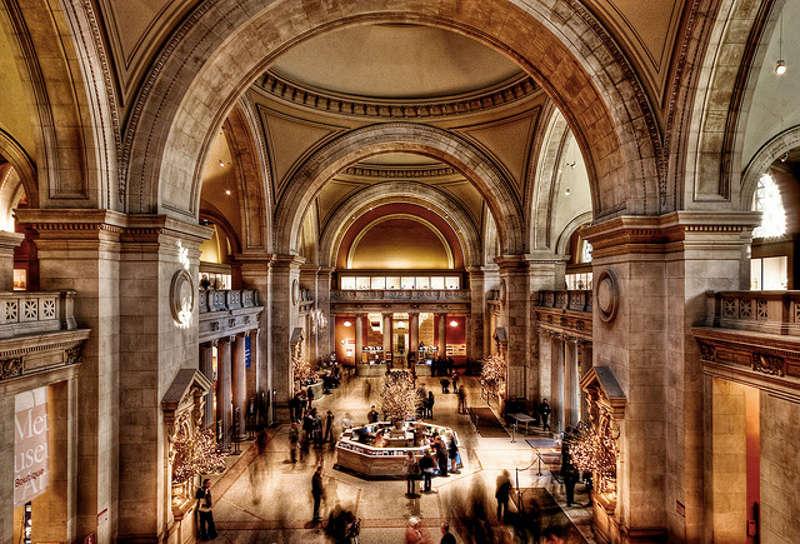 Οδηγός για ένα αξέχαστο ταξίδι στη Νέα Υόρκη! metropolitan museum of art