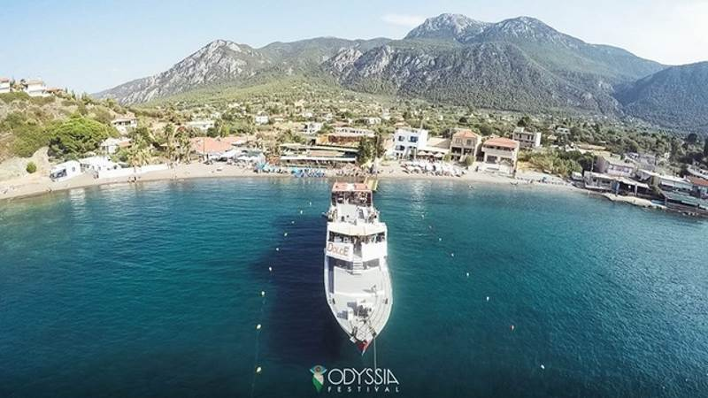 odyssia festival Καλοκαίρι 2017 – the collage weekendition