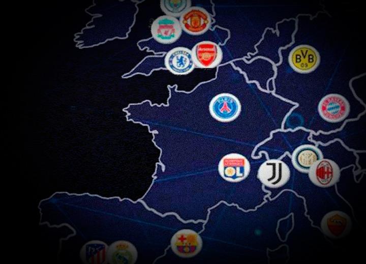 ΟΙ ΘΡΥΛΟΙ ΤΟΥ ΠΟΔΟΣΦΑΙΡΟΥ ΚΑΤΑ ΤΗΣ ΕΥΡΩΠΑΪΚΗΣ super league