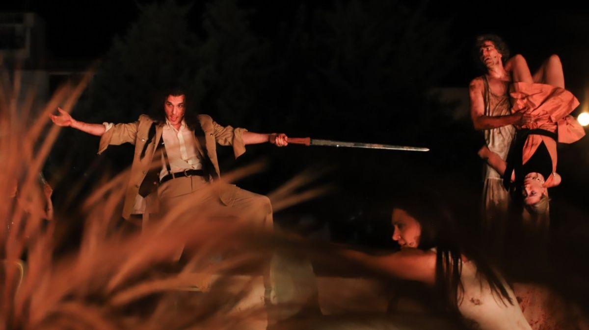Σε πανελλαδική περιοδεία, ο Ορέστης του Ευριπίδη σε σκηνοθεσία του Γιάννη Κακλέα.