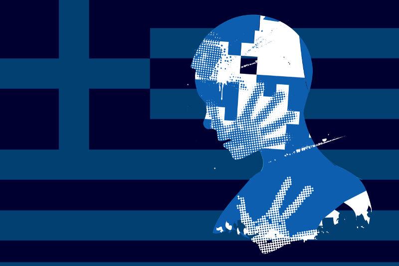greece - flag - ΟΤΑΝ ΜΑΣ ΔΙΑΤΑΖΟΥΝ ΟΙ ΞΕΝΟΙ ΤΟ ΑΥΤΟΝΟΗΤΟ